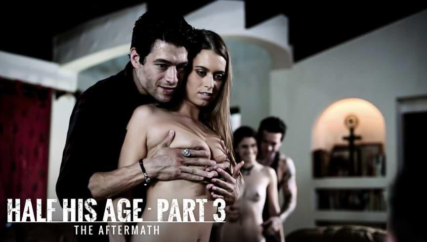 مسلسل تبلغ نصف عمره الحلقة الثالثة نيك مترجم عرب قصة جديدة كامل