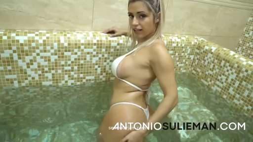 انتونيو سليمان ينيك برازيلية جميلة مترجم