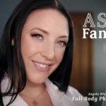 أنجيلا وايت تقوم بفحص شامل للمريض - مترجم ASMR