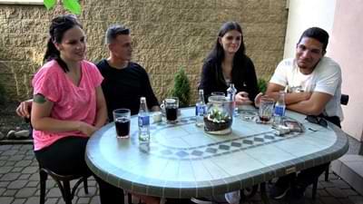 تبادل الزوجات التشيكيات الجزء التاسع القسم الأول مترجم عربي كامل مشاهدة مباشرة افلام سكس تشيكي مترجمة