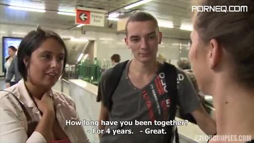 الأزواج التشيكيين سلسلة تشيكية الجزء السادس سكس بالخارج دياثة